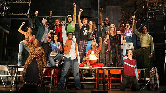 rent-cp-584-5465956. Beyond love and life, another theme the musical