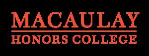Macaulay Honors College logo