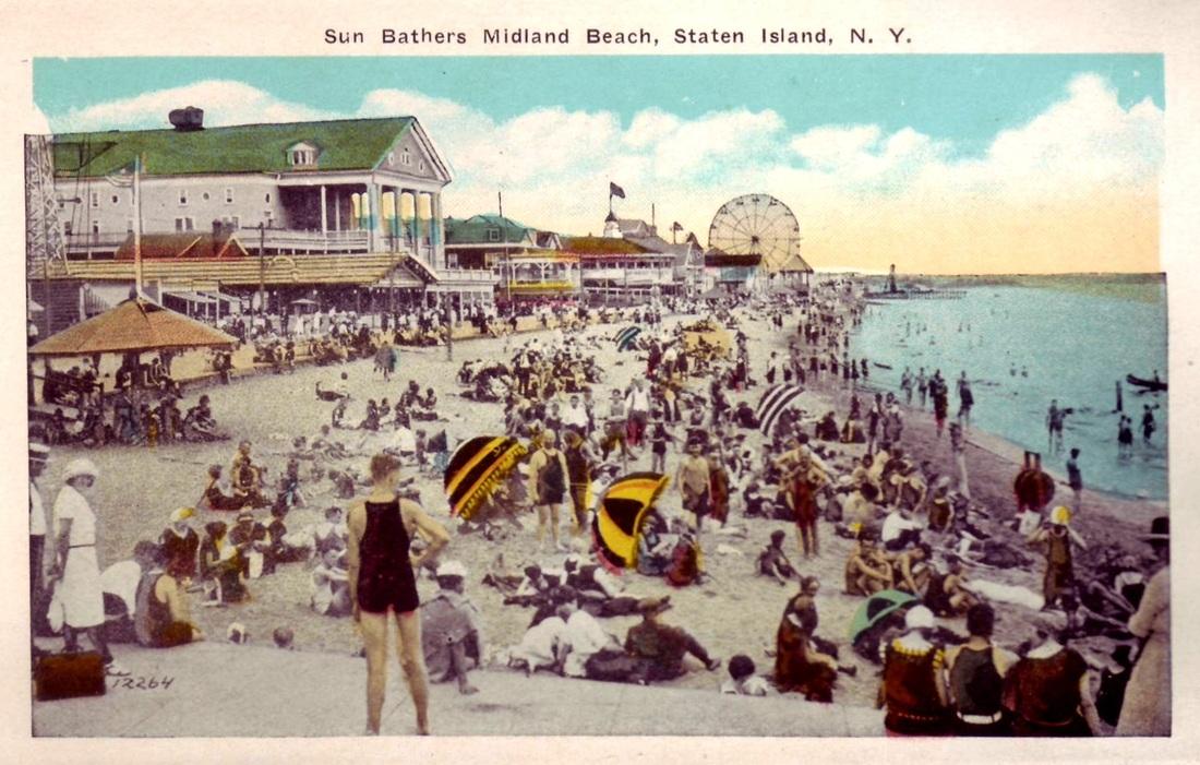Beach St Staten Island