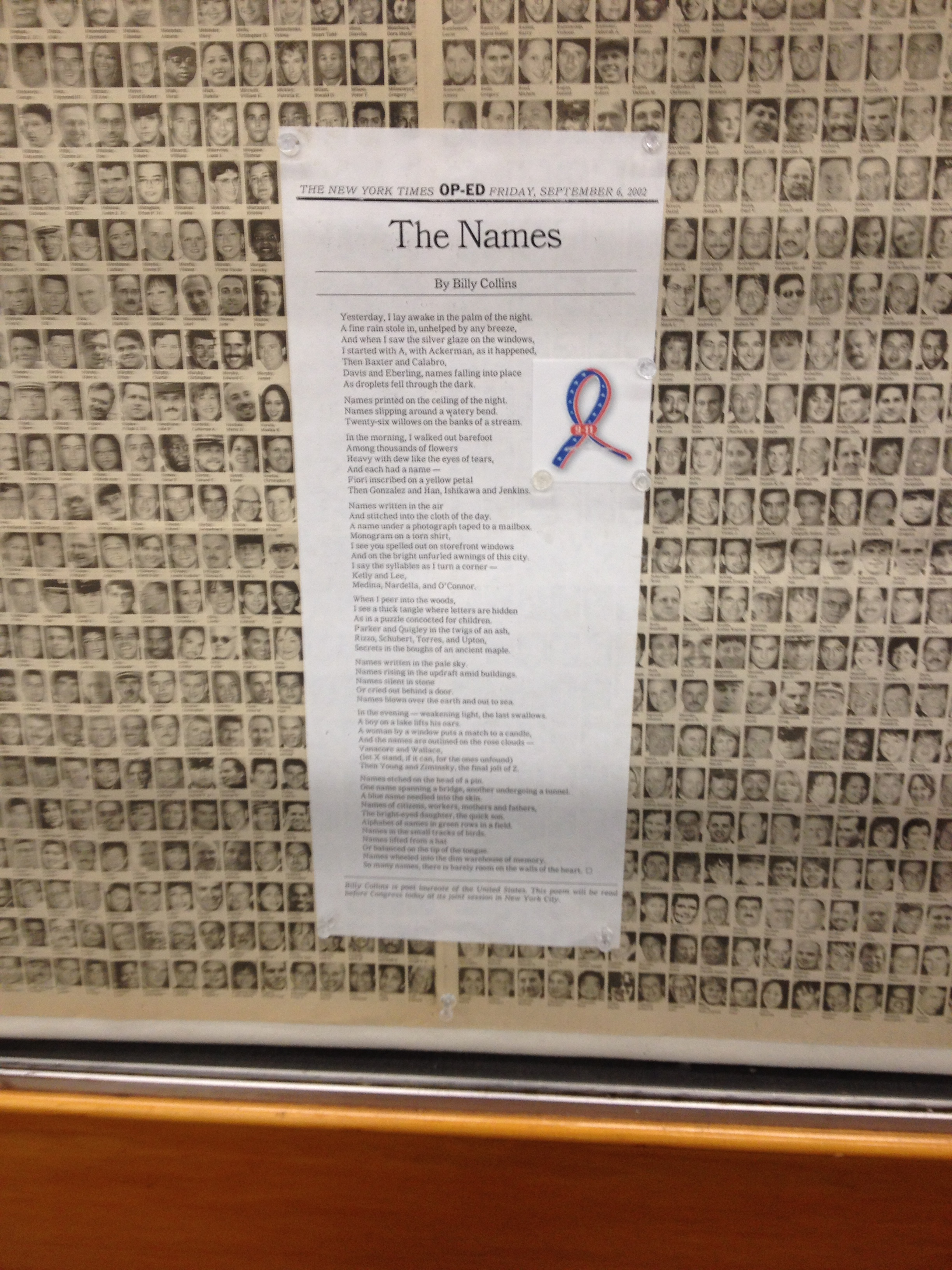 September 11 reflection essay