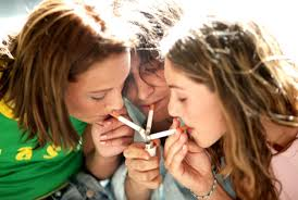 Article about teen smoking