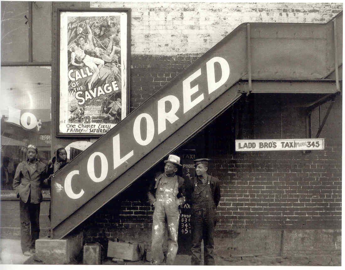 african american segregation in the 1930s Federal records and african american history order did not mention military segregation figure of 110,000 unionized african american workers in 1930.