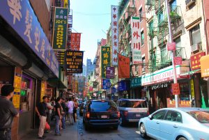 The Gentrification of Chinatown