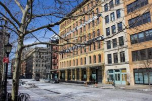 The Business Competitions in Tribeca and How it Might be Changing for the Better