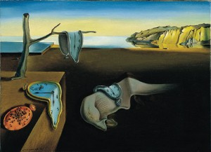Salvador Dalí, The Persistence Of Memory (1931)