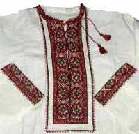 Embroidered BlouseUkrainian Everyday Clothing