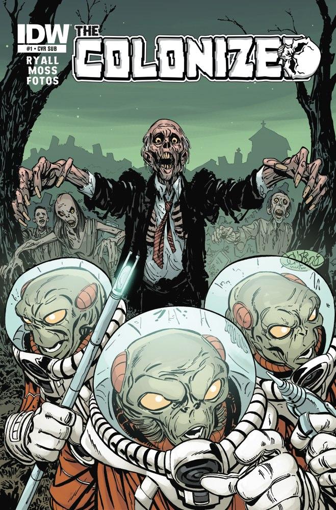 Cannibals Walking Dead Comic